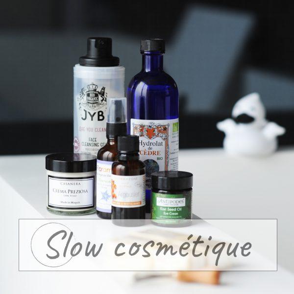 souffle vital slow cosmétique