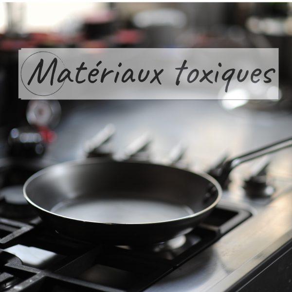 souffle vital matériaux toxiques