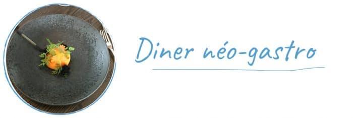 souffle vital diner néo gastro
